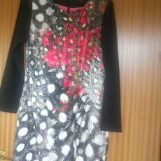 Ubrugte kjole