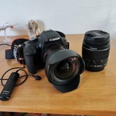 Canon, 1200D, 18 megapixels, perfekt