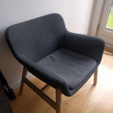 Meget behagelig læsestol (Vedbo fra IKEA)