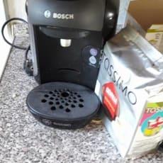 Lækker Bosch Tassimo