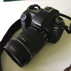 Canon EOS 80D  / Canon 750D