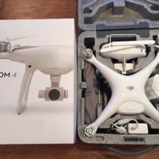 DJI Phantom 4 Quadcopter Drone / DJI Mavic Pro Folding Drone / DJI-Inspire-2-Premium-Combo-