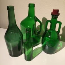 Forskellige flasker