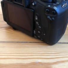Canon EOS 600D Spejlreflekskamera