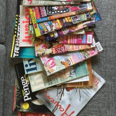 Blade/magasiner