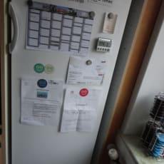 Køleskab H:125, B 55 D: 55