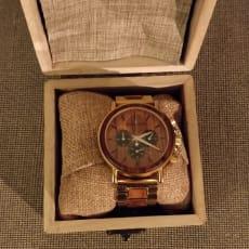 Bobo Bird træ ure
