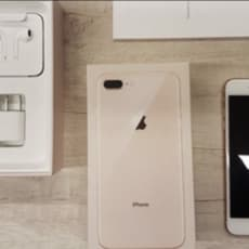Apple iPhone 7 plus, rosegold, 128gb