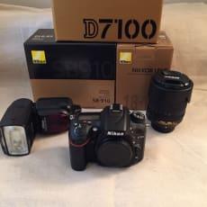 Nikon D7100 / D810 / Nikon D750
