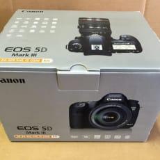 Canon 5D mark III/5D mark II/6D/7D mark II