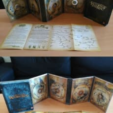 Lord of the rings extended, DVD, eventyr
