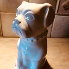 Flot porcelænshund