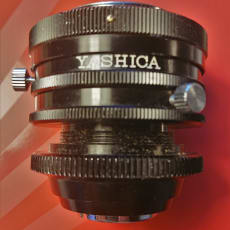 Yashica TL electro - Mikroskop adapter.