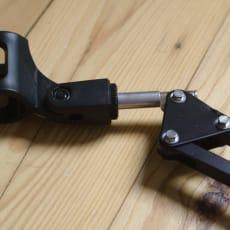 Bordstativ for mikrofon