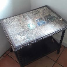 Super fint antikt bord