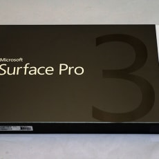 Microsoft Surface Pro 3 / Surface Pro 4 Latest Model