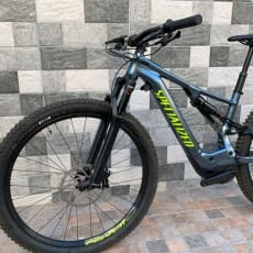 2019 Specialiseret Turbo Levo Comp Electric Mountain ebike - størrelse M