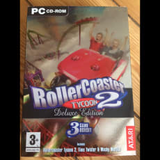 Rollercoaster PC spil