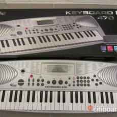 KEYBOARD 470