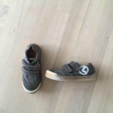 Bisgaard sko med velcro str. 28 - aldrig brugt
