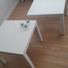 2 sofabord