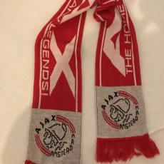 Fodbold halstørklæde - Ajax og Lech Poznan