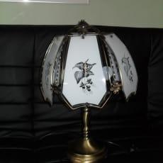 Retro - Bordlampe