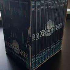 rejseholdet dvd boks