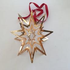 Georg Jensen topstjerne med spiral