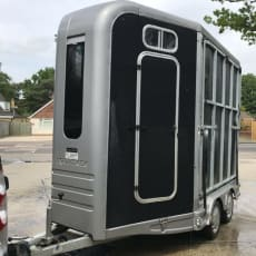 2014 EQUI TREK - hest trailer - M sort