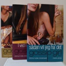 Bøger - Gossip girl