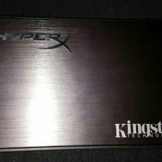 Har deKingston, ekstern, 0 GB, Perfekt, Har dette harddis...