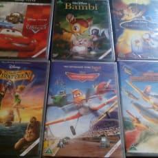 Disney film m guld nr.