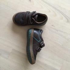 Bisgaard sko med velcro str. 24 - aldrig brugt