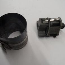 Justerbar cylinderfræser - ca. 75mm i midterstilling