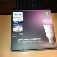 Phillips hue E27 COLORSTARTPAKKE