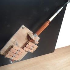 Selvspillende Øve Fløjte – udstyret med 8 servoer