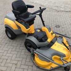 Stiga Park Pro 23 4WD ledhjul allehjulede LED 125cm !!!