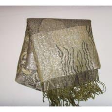 Pashmina tørklæde  m/30% silke