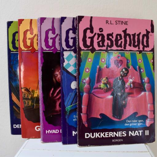 Bøger fra barndommen