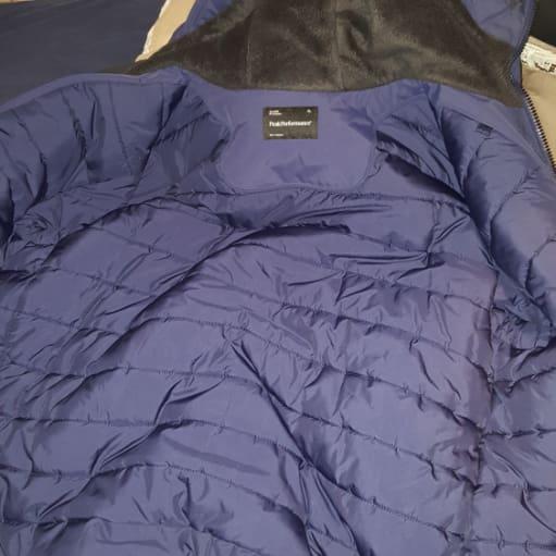 Peak performance vinter jakke