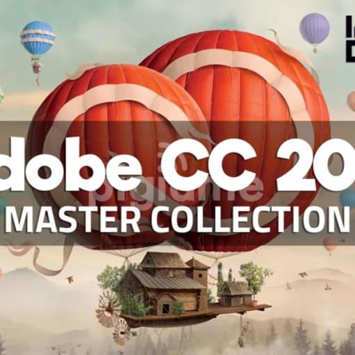 Adobe Master Collection 2021 Win (All Adobe)
