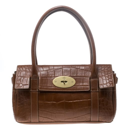 Mulberry East West bayswater, oak.