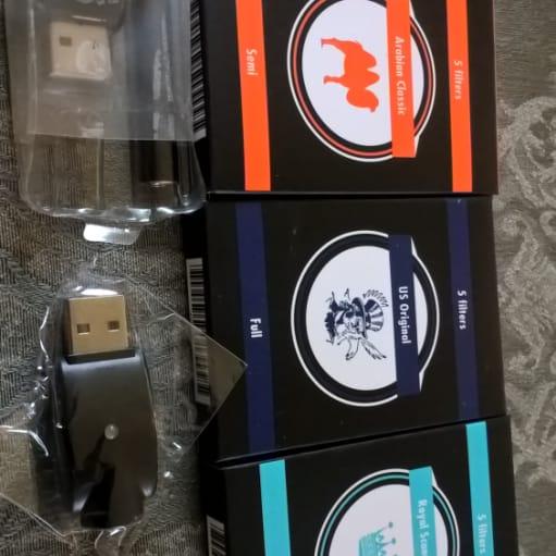 E-cigarat startpakke