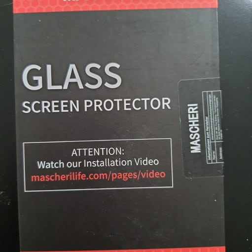 Huawei P20 (Emily) tempered glass 3pack