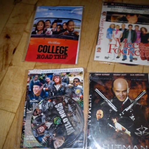 dvd film blandet
