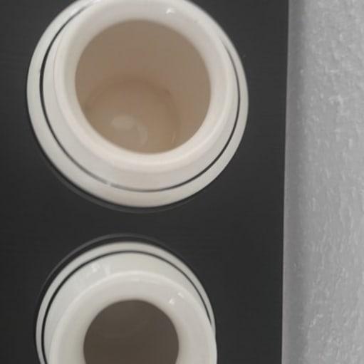 2 stk vaser