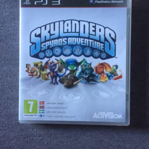 PS3 SKYLANDERS