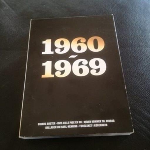 Boks med 5 danske dvd film