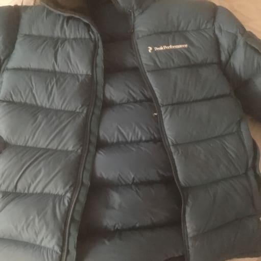 Peak dun jakke